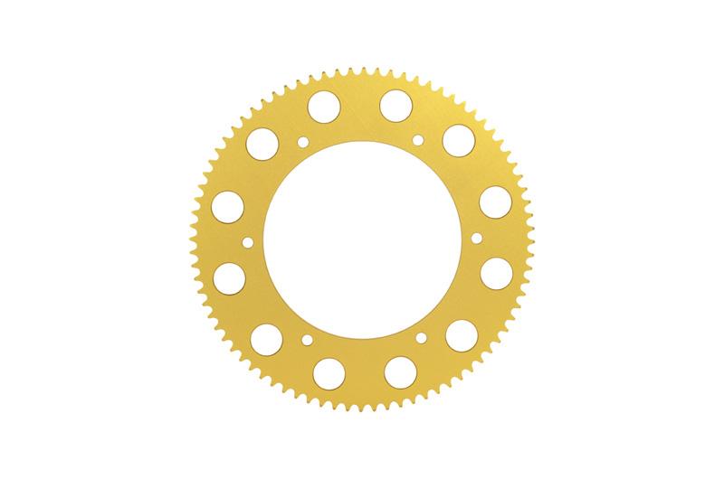 Ergal Sprockets H219- 60/100cc/KF/TaG