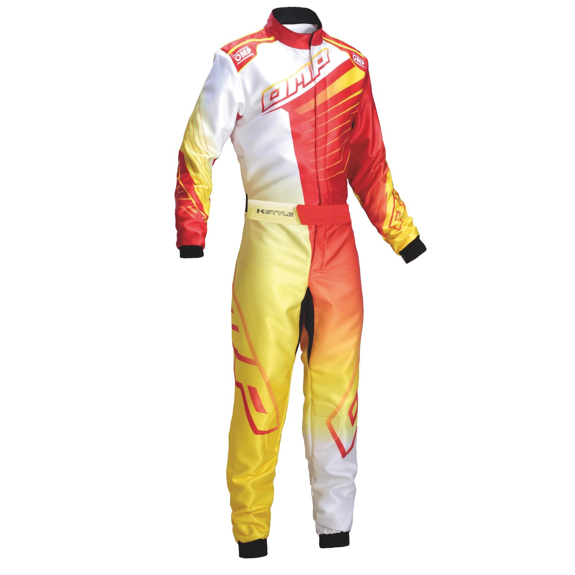 OMP Suits for Go Kart