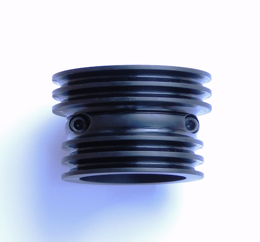 Axle pulley