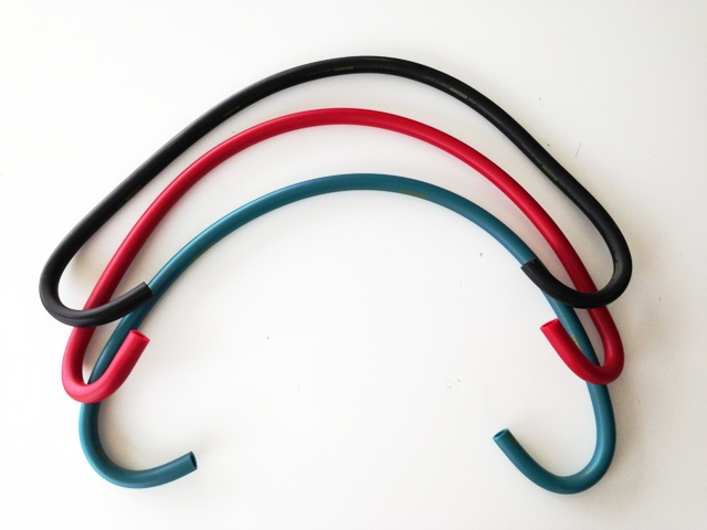 Water hoses and ties