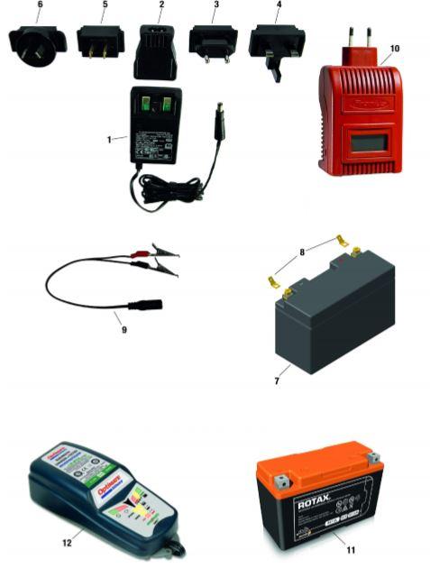 Battery Rotax