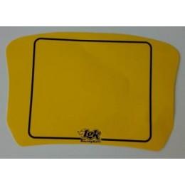 Plastic Number plates
